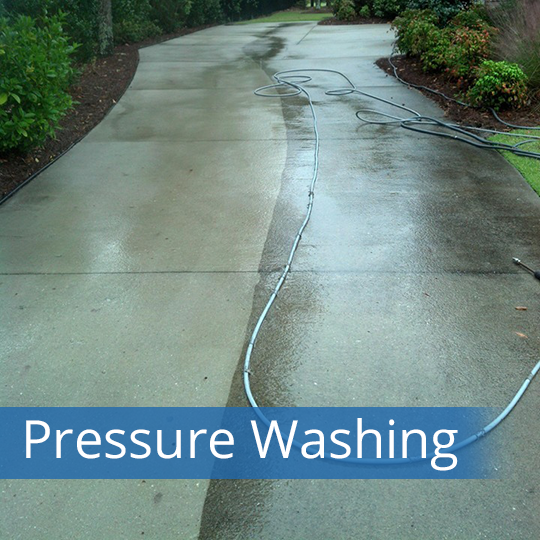pressure washing, wilmington nc